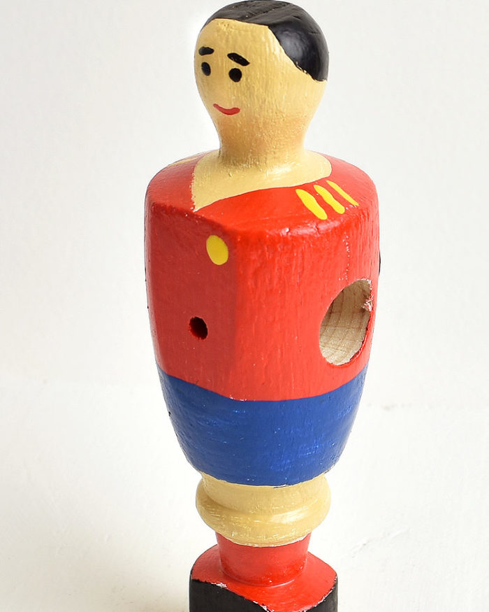 Muñeco Futbolin de La Roja