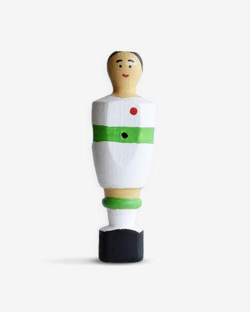 Muñeco futbolín Franjiverde