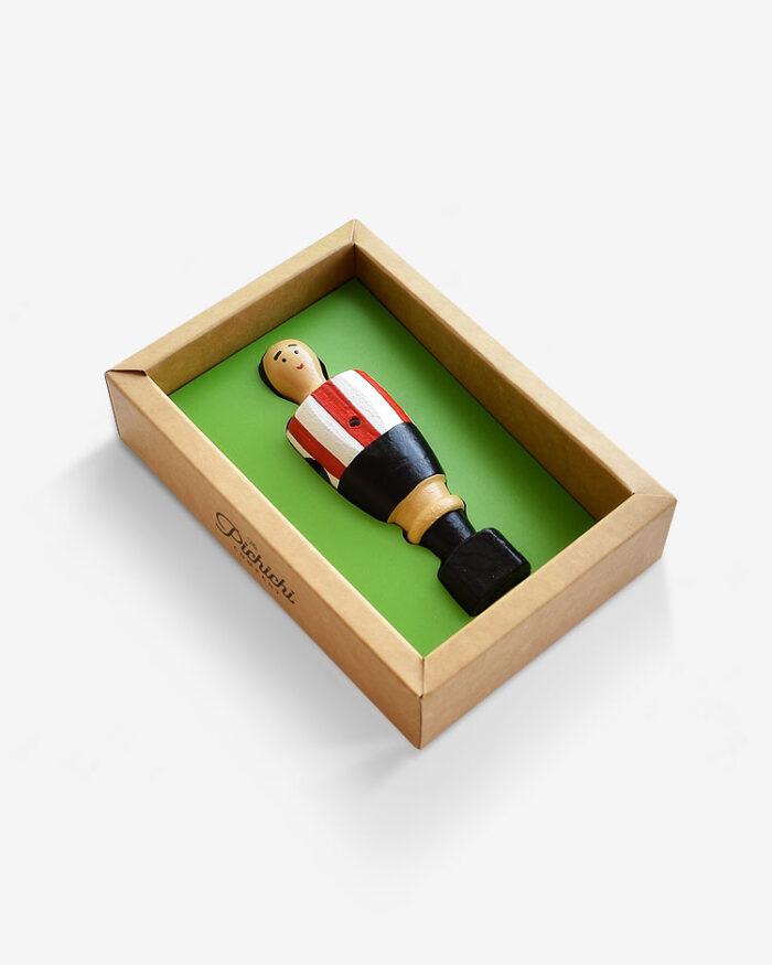 Jugador futbolín bilbao packaging
