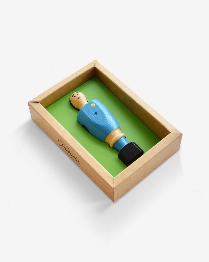 Muñeco Azulón