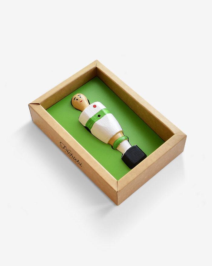 Muñeco futbolín Elche