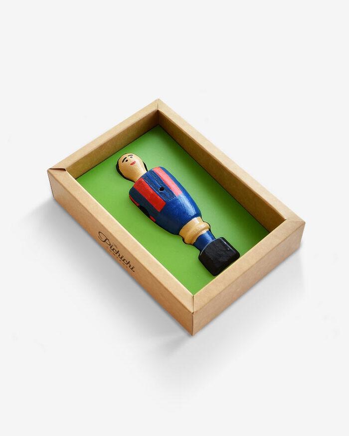 Jugador futbolin Granota