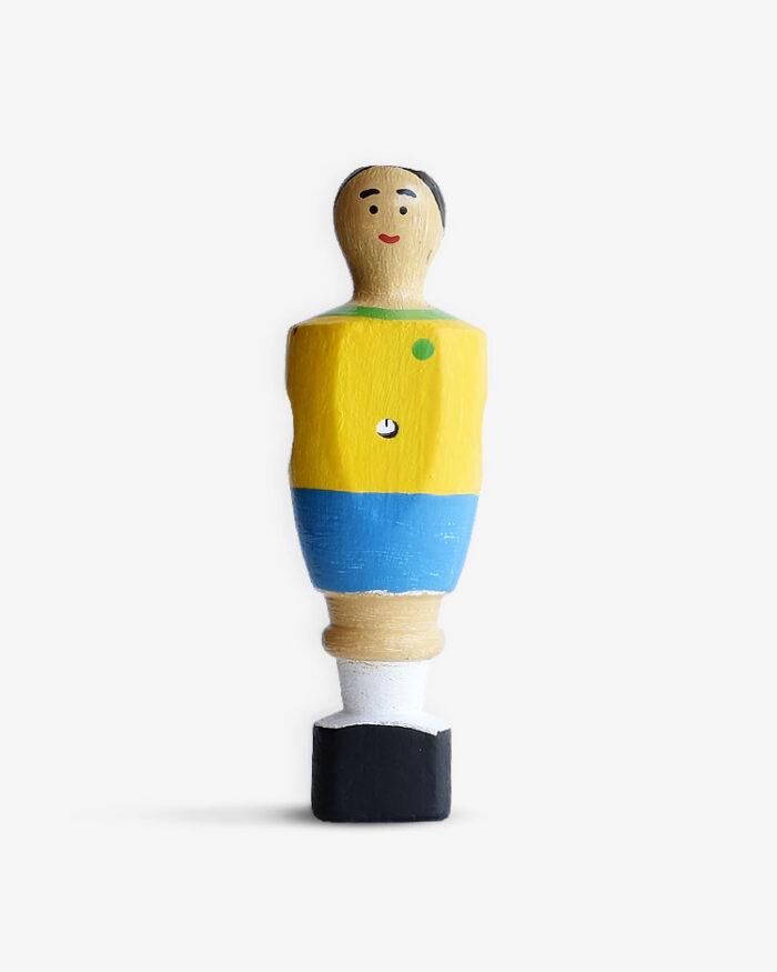 Figura futbolin Brasil