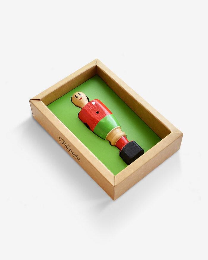 Figura futbolín Portugal packaging