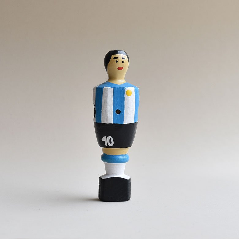 muñeco futbolín