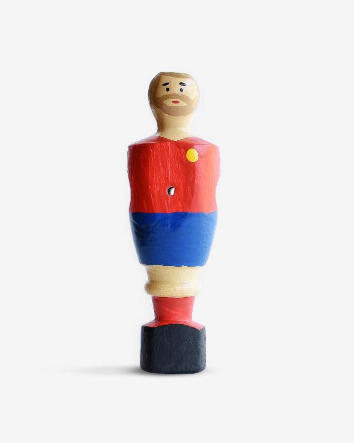 España figura futbolín personalizada.