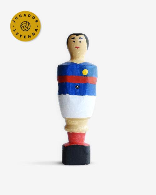 Muñeco futbolín Zidane